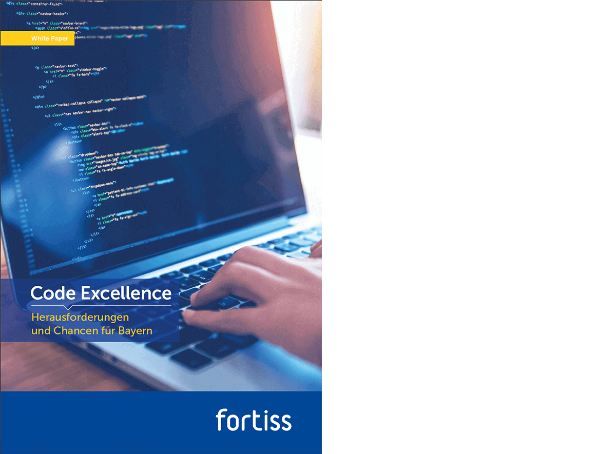 fortiss whitepaper Center for Code Excellence