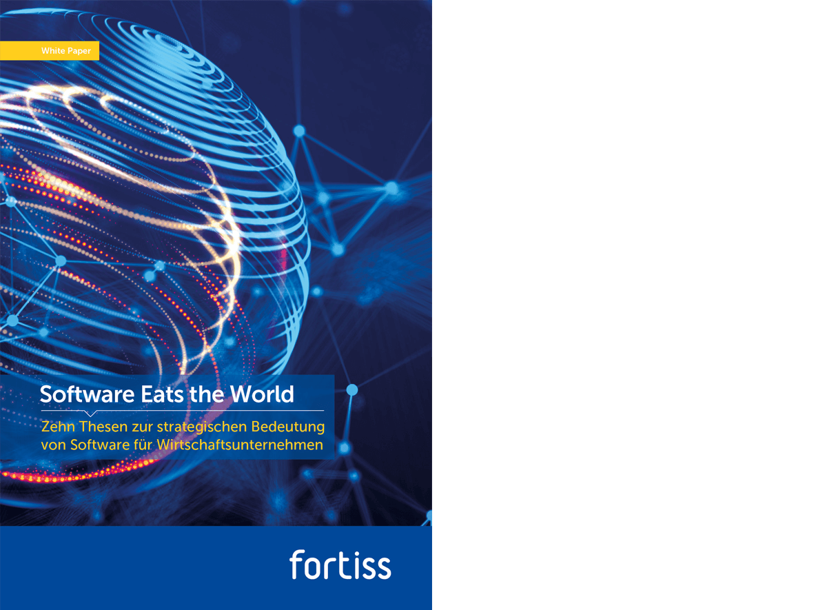 fortiss Whitepaper Software Eats the World